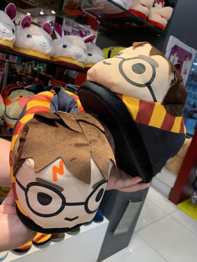 ccd29ef3905dbf Ricsen Pantufa 3d Harry Potter - Lançamento 2019 - Original