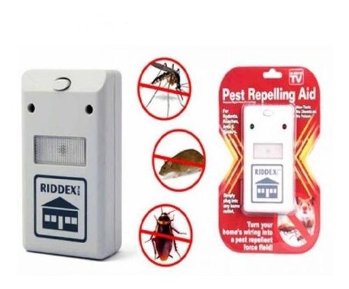 riddex plus repelente electronico pesticida-insectos- roedor