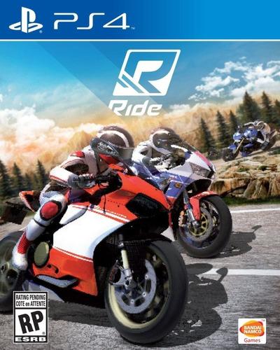 ride ps4 - juego fisico - prophone