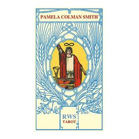 Rider Waite [ Rws] Tarot - Pamela Colman Smith - Lo Scarabeo