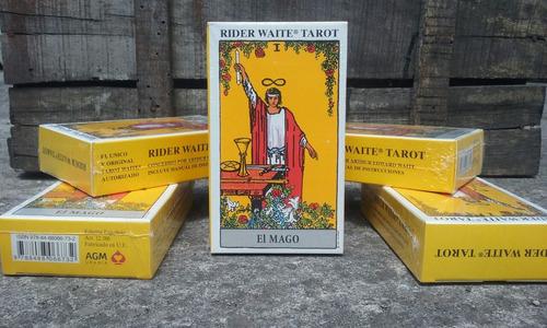 rider waite tarot - mazo de 78 cartas