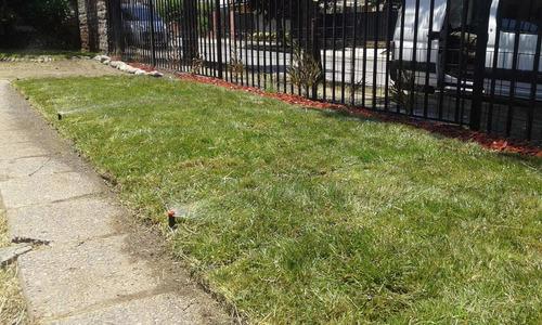 riego automatico, reparaciones y jardines