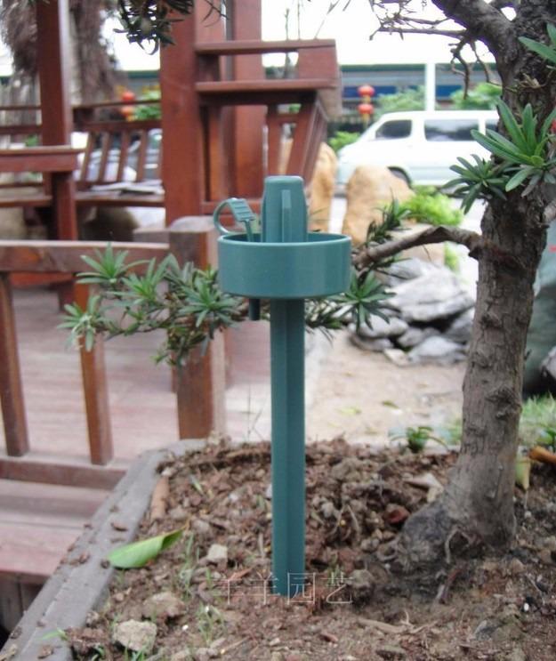 Riego por goteo para jardin plantas ajustable automatico for Riego por goteo jardin