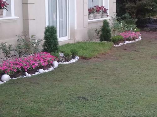riegos,nivelación y parquizacion.venta de grama bahiana