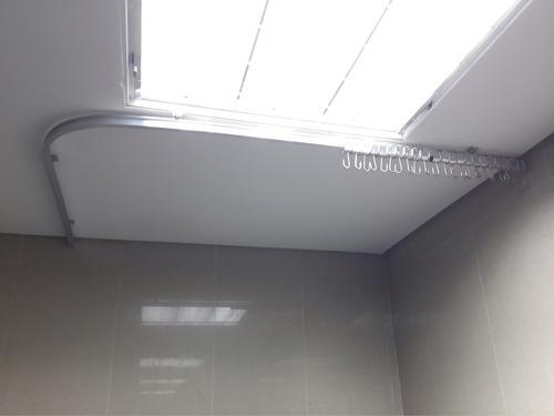 riel aluminio, cortinero cortinas. desde bsf 480 mil x mtr.