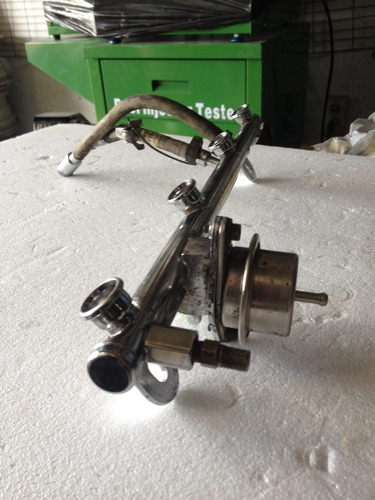 riel de inyectores ford ranger modelo 1993 1997 4 cilindros