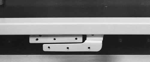 riel, perfil o barra para cortinas, desde bsf 65 mil x mtr.