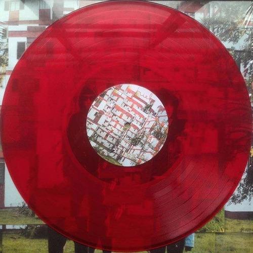riel - sueño eléctrico (2017) vinilo 12 rojo nuevo sellado