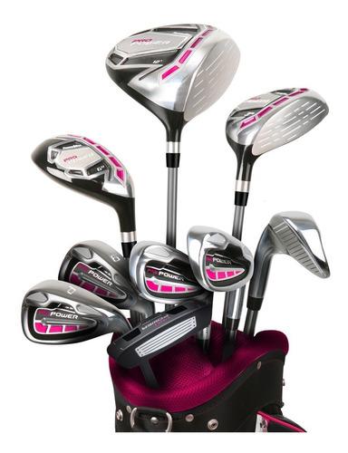 rieragolf set completo golf damas powerbilt 25% off
