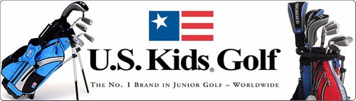rieragolf set junior golf us kids gold 11-14 años #1 mundo