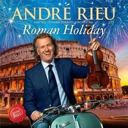 rieu andre roman holiday cd nuevo