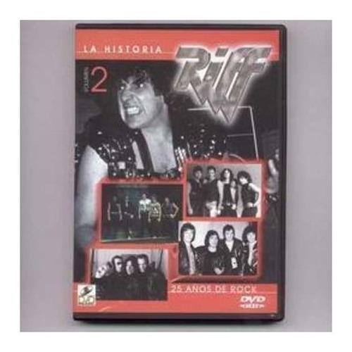 riff riff vol. 2 dvd nuevo