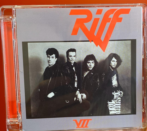 riff vll 7  cd nuevo edición 2019