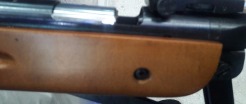 rifle 5.5  .22 diabolos dardos competencia b3-1 mira 4x20