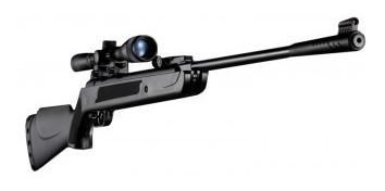 rifle a postón (b1-4p) + mira telescopica + 100 postón