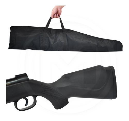 rifle aire comprimido 5.5 + mira + funda + garantia