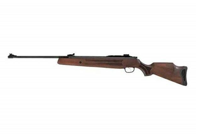 Rifle aire comprimido hatsan w sas quatro trigger for Gimnasio quatro