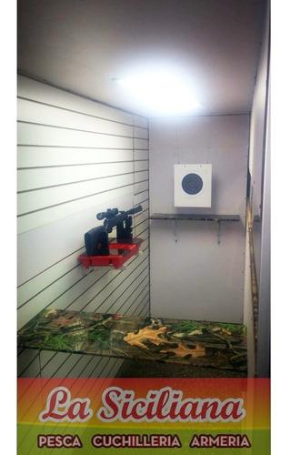 rifle aire comprimido krico sag qb 20 cal 5.5