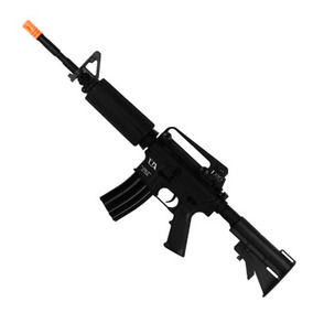 Rifle Airsoft Eletrico Aeg Classic Army Carbine M4a1 Cal 6mm