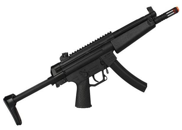 Rifle Airsoft Mp5 Gsg 522 Ics (elétrico) - Calibre 6mm - R  1.599 a5f686d8a0bcb