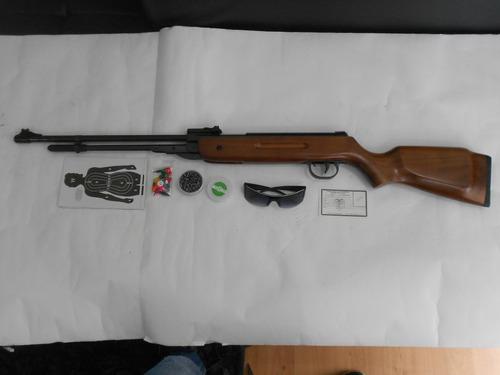 rifle b3-3 recamara aire 5.5 mira 3a9x32 diabolo manifiesto