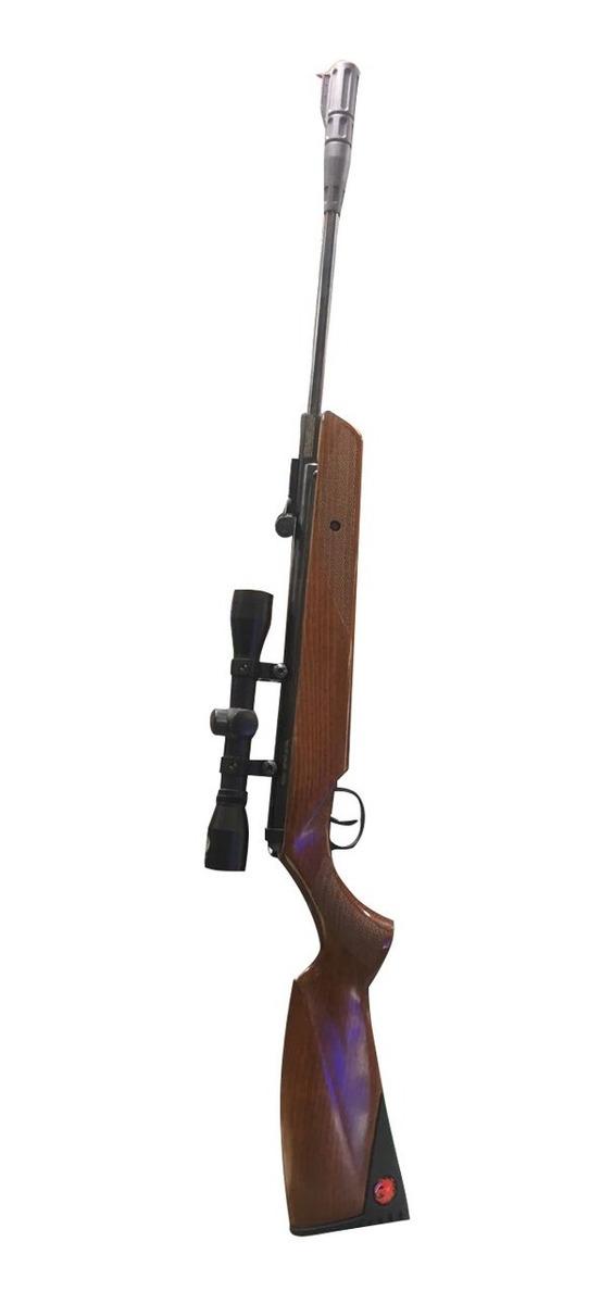 Rifle Calibre 22 1000 Fps Ruger Impact 5 5 Balines Mira Caza
