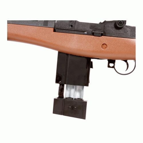 rifle co2,  winchester, m14, diabolos y balines, nuevo