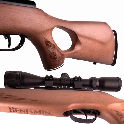 rifle crosman benjamin trail np xl 5.5 agente oficial