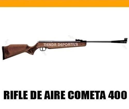 rifle de aire cometa fenix 400 calibre 4 5 o 5 5mm copas