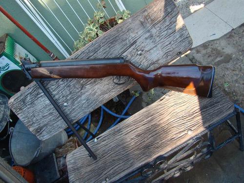 rifle de aire comprimido usado