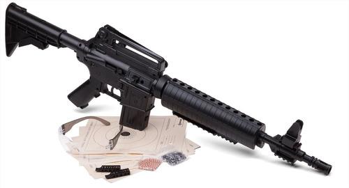 rifle de aire crosman m4-177 kit cal .177 (4.5mm)