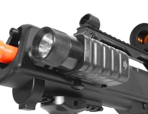 rifle de airsoft eléctrico aeg m85p, de double eagle