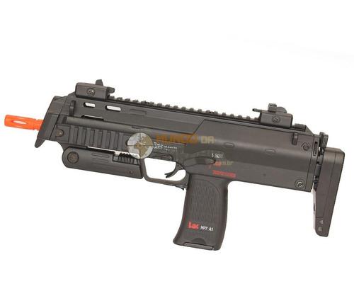 rifle de airsoft h&k mp7 a1 semi metal - cal 6.0mm - umarex