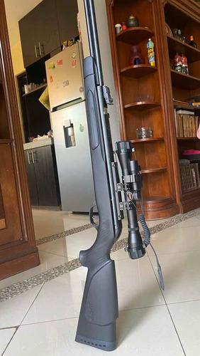 rifle de diabolos alta definición