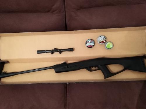 rifle deportivo gamo delta fox gt whisper calibre 5.5