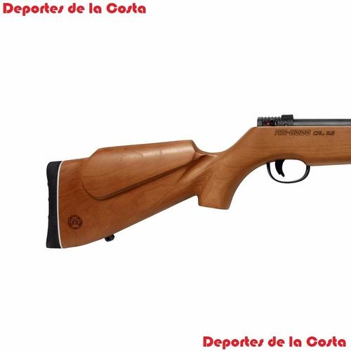 rifle deportivo mendoza rm-6000 calibre 5.5 mm