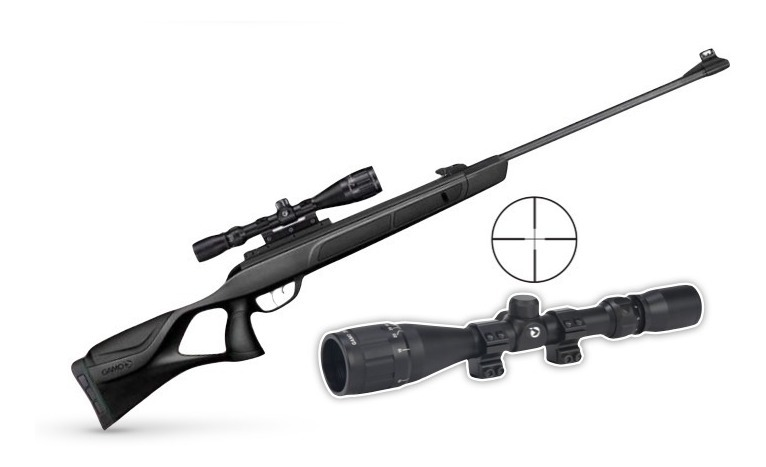 Gamo Air Rifle 1650 Fps