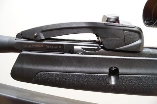 rifle gamo replay maxxim (10 tiros) 5,5mm con mira 4x32mm