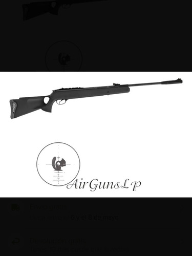 rifle hatsan 125 nitro piston (vortex)