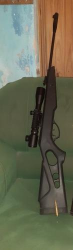 rifle kral origen turco 5.5 super potenciado