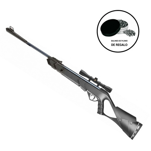 rifle magtech n2 adventure 800 - 5,5 mm con balines de plomo