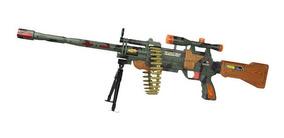 Especiales Cm Luces 97 Rifle Mod 0011 Efectos Led Juguete PXZnw8OkN0