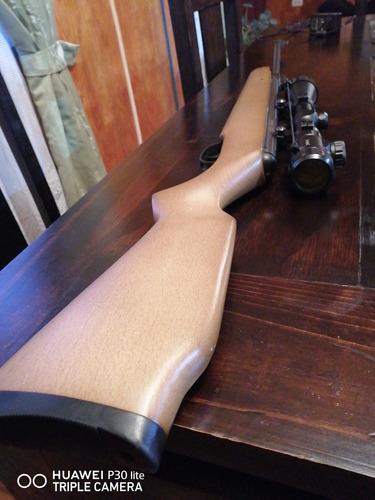 rifle nitro pistón crosman 5,5