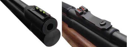 rifle pcp benjamin discovey 5.5 + bombin