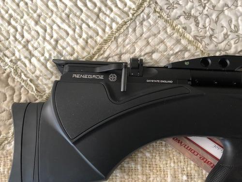 rifle pcp daystate renegade .303