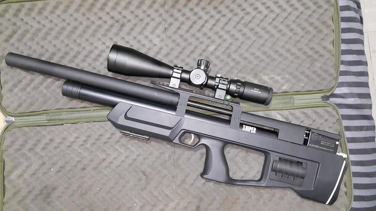 Rifle Pcp Kalibrgun Cricket  22 5 5 Impecable - $ 85 000,00