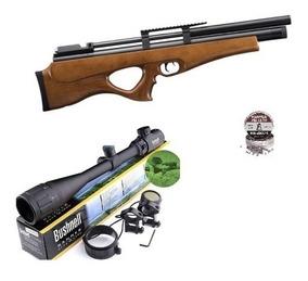 Rifle Pcp Modelo P-10 + Mira Tel + Poston / Hiking Outdoor