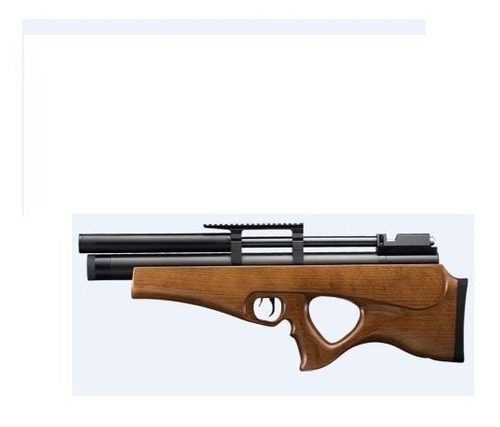 rifle pcp p-12 / bullpup - monotiro / hiking outdoor