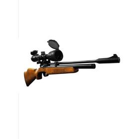 Rifle Pcp Pr900 +bombín+mira+linterna+cargador+envio Buguecl