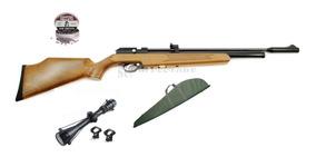 Rifle Pcp Pr900 + Funda + Mira+ Postones / Hiking Outdoor